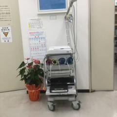 動脈硬化検査機